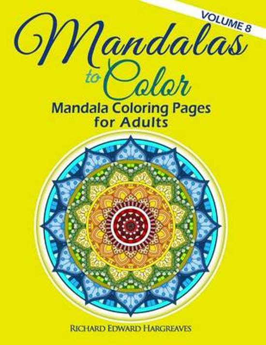 Bolcom Mandalas To Color Mandala Coloring Pages For Adults