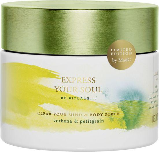 RITUALS Express Your Soul Body Scrub - 375 g - lichaamsscrub