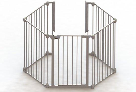 Noma hearth gate room divider 5 panelen hek