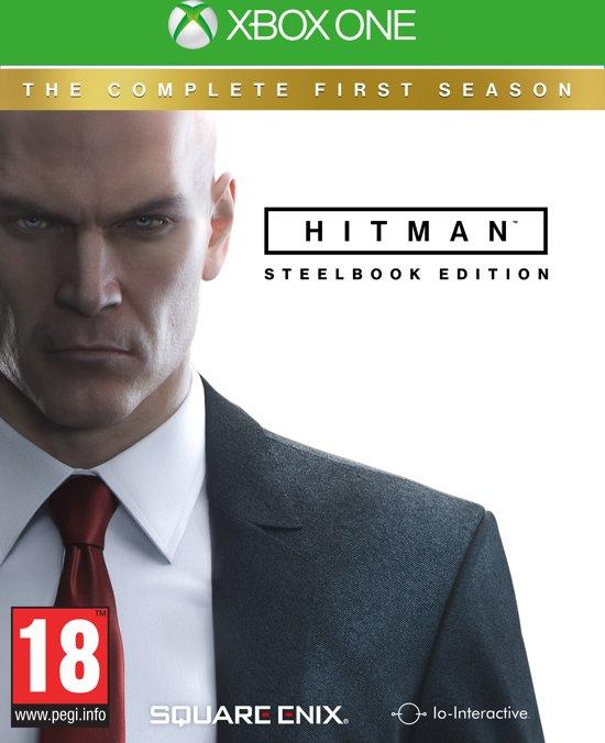 Hitman Complete 1st Season Steelbook Edition - Xbox One