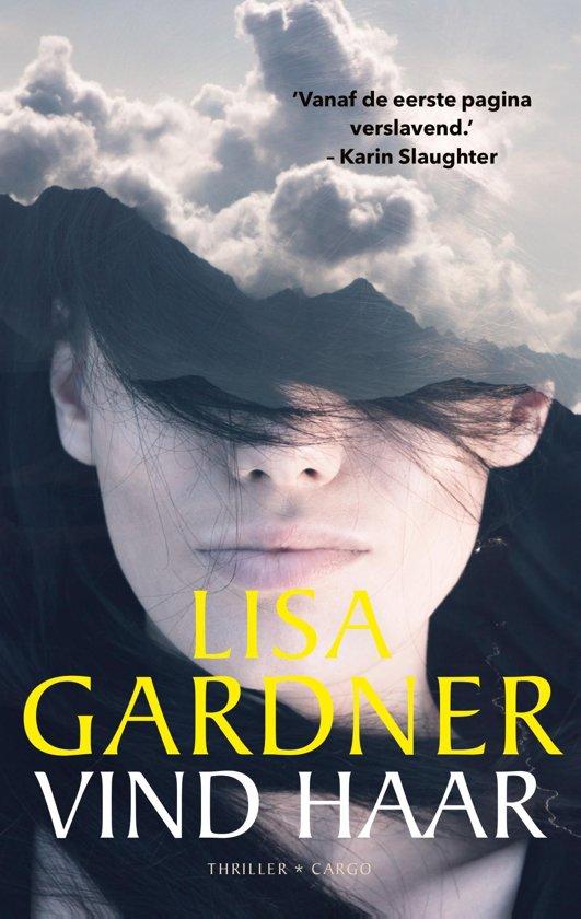Boek cover Vind haar van Lisa Gardner (Onbekend)