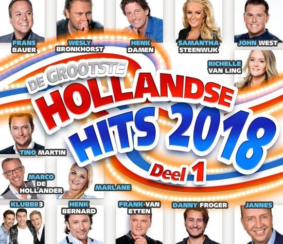 Hollandse Hits 2018 Deel 1