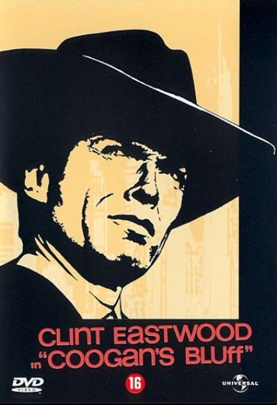 Cover van de film 'Coogan's Bluff'