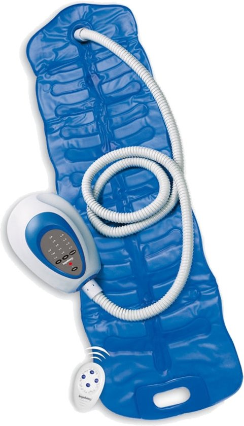 Impulsion Hydro Massager MH01 Rug, Nek Blauw stimulator