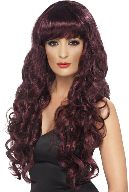 Dressing Up & Costumes | Wigs - Siren Wig