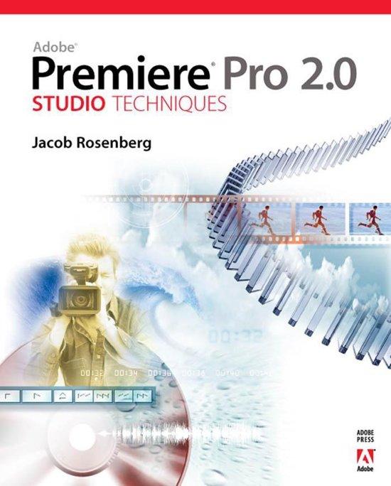 Bol Adobe Premiere Pro 20 Studio Techniques Ebook Jacob