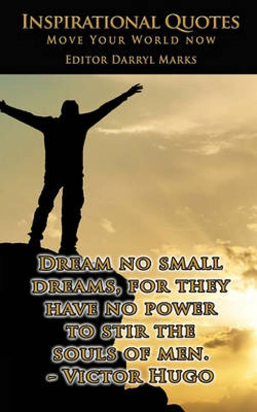 Bolcom Inspirational Quotes Move Your World Now 9781460965665