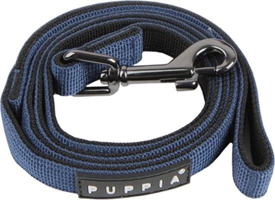 Puppia Hondenlijn - Marine Blauw - S: 10 mm x 116 cm