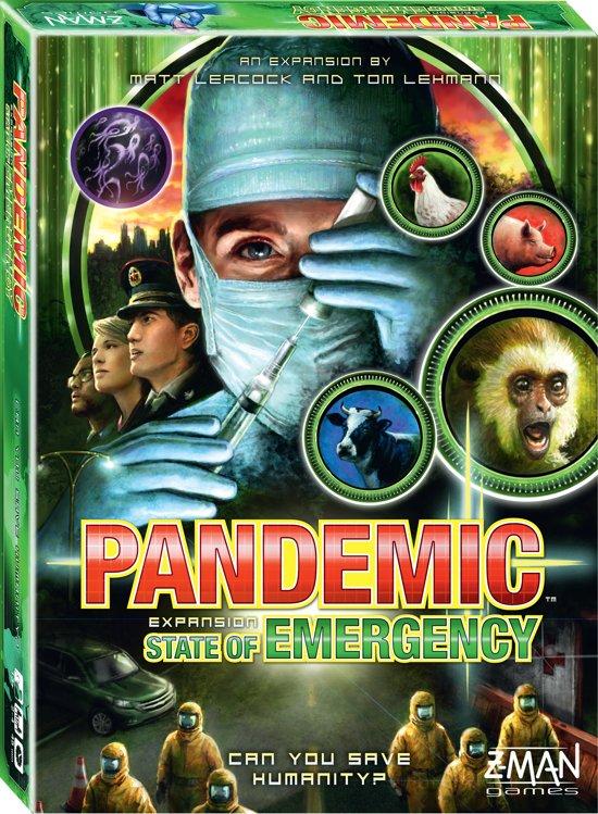 Pandemic State of Emergency - Bordspel - Engels