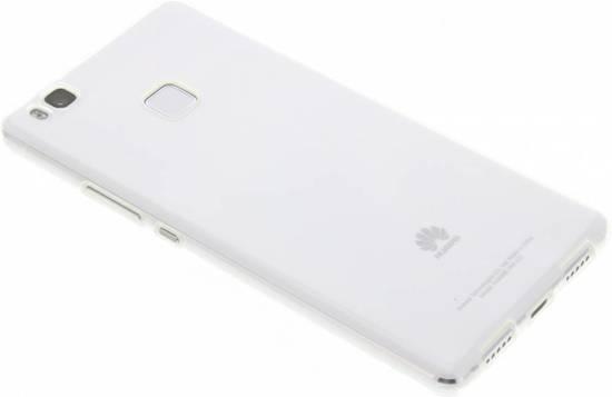 Bleu Ultra Mince Cas De Tpu Transparent Pour Huawei P9 MiH5okEl