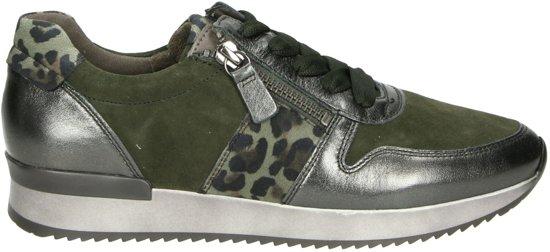 Gabor dames sneaker - Groen - Maat 38,5