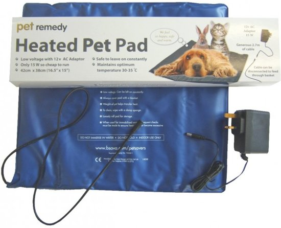 Pet Remedy kalmerende warmte mat