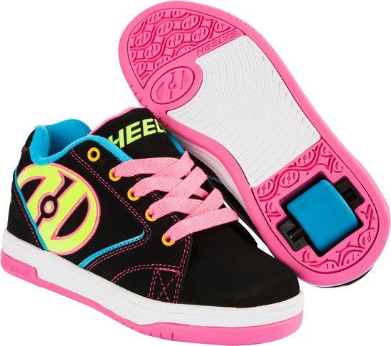 Chaussures À Roulettes Heelys Propulsent - Chaussures De Sport - Taille 43 - Noir / Rose T2h50PvgLp