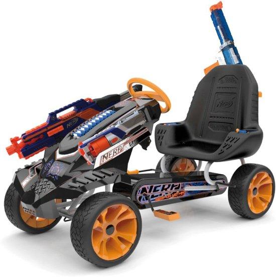 NERF Go Cart Battle Racer - Skelter