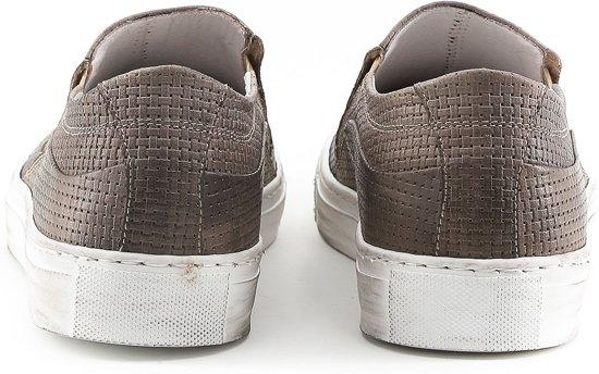 Sportschoenen In Made Martino tan Heren Italia Darkgray E6W7pnqr6w