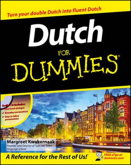 Dutch for Dummies +CD