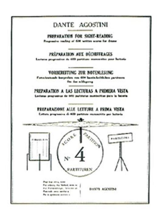 Préparation au déchiffrage - Volume 4