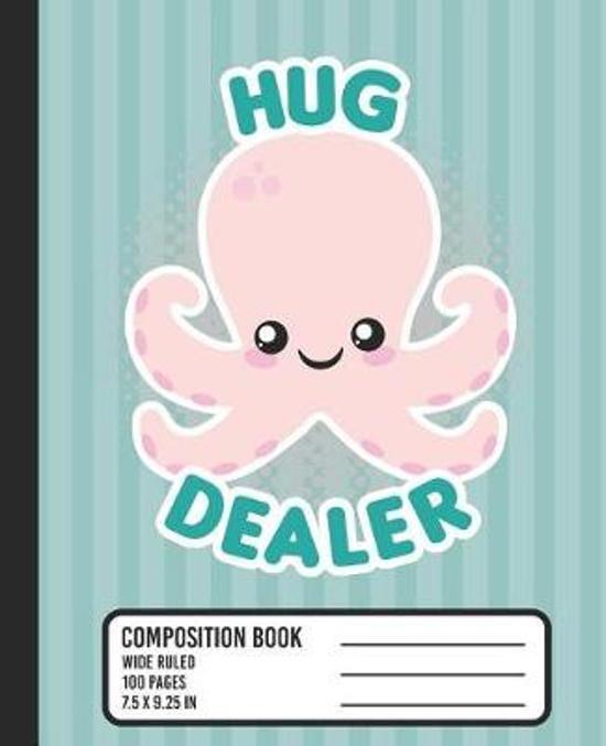 Hug Dealer Composition Book