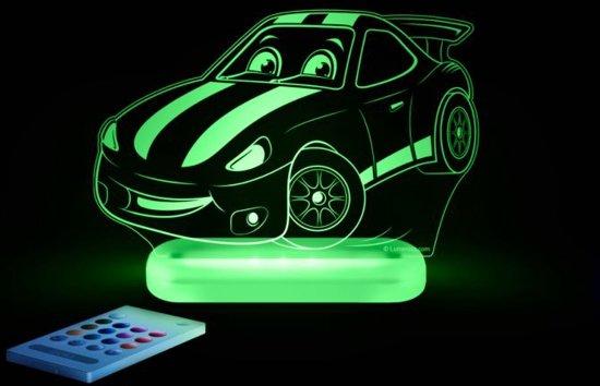Racewagen - Nachtlampje - Sleepy Lights