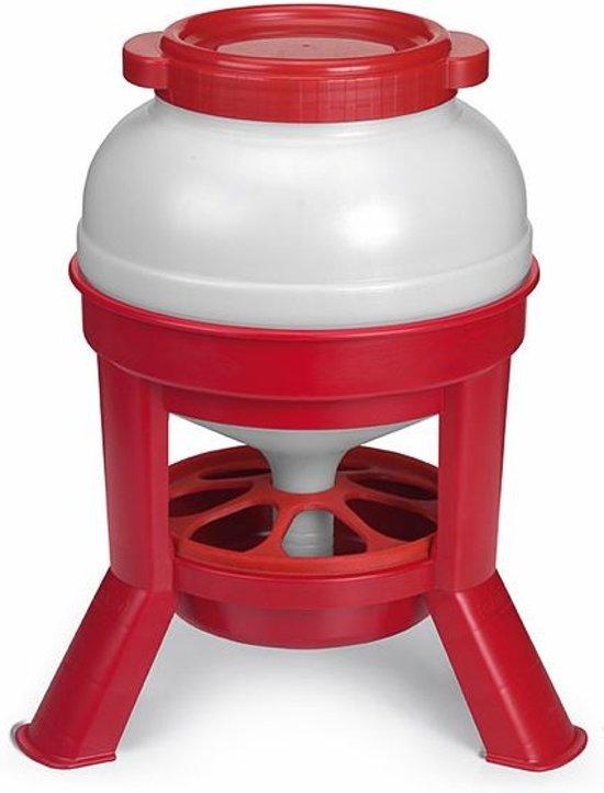 Voertoren 20 liter rood