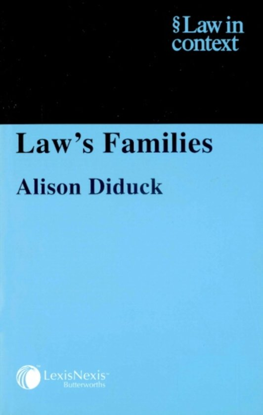an analysis of the family law in the united kingdom