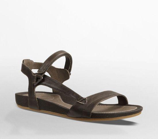 Teva Sandales Capri Universel - Femme - Brown 4bKUS