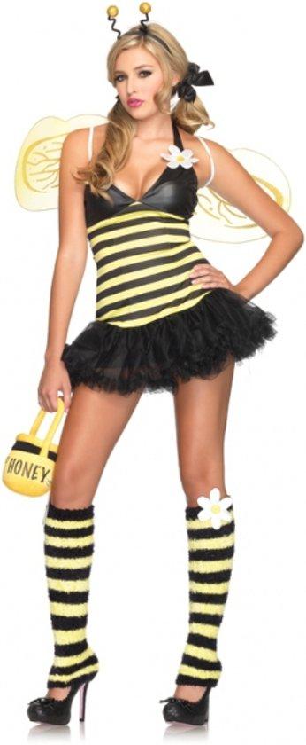 Sexy bijen kostuum voor dames 38-40 (m/l)