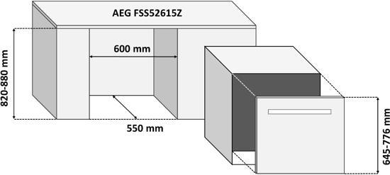AEG FSS52615Z