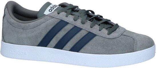 Donkergrijze Sneakers adidas VL Court 2.0