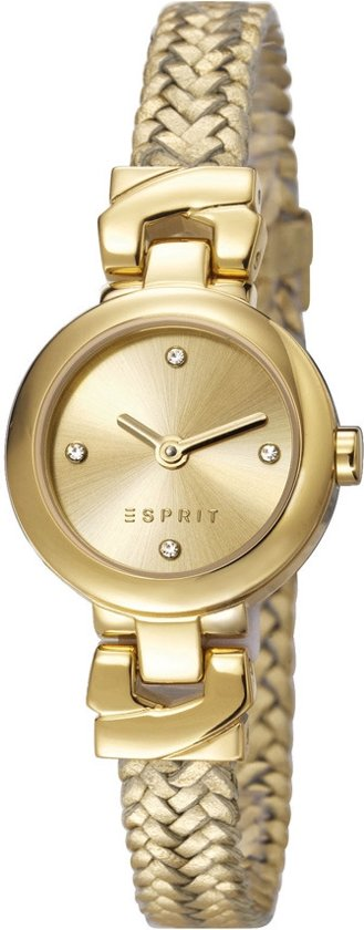 Esprit ES107662003 - Horloge - 23 mm - Goud