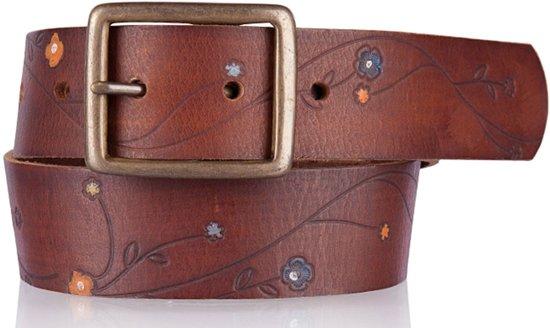 Cowboysbelt Kids Riemen Kids Belt 3582016 Bruin Maat:65