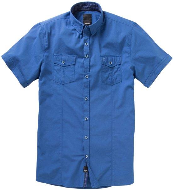 Overhemd Blauw.Twinlife Overhemd Blauw L Bol Com