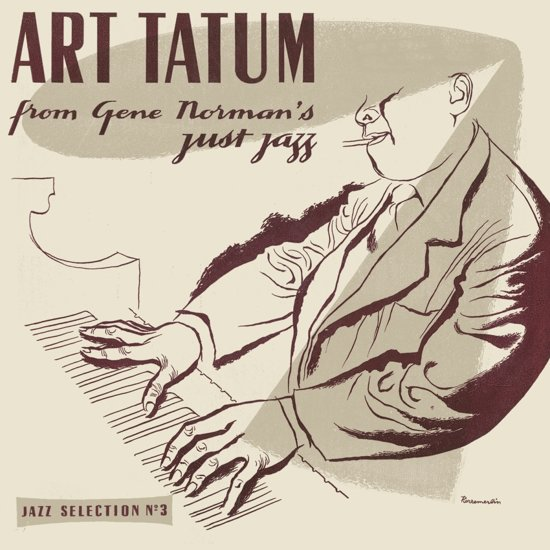 Art Tatum From Gene Norman's Just Jazz (LP)