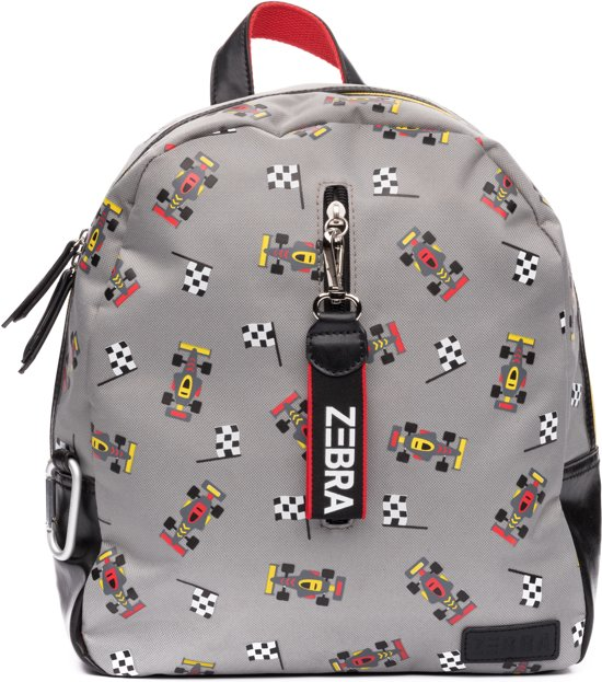 41f2453b107 bol.com | Zebra Trends Boys Rugzakje Formule 1