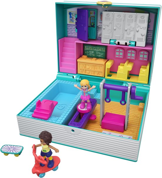 Polly Pocket Pocket World Schoolboek