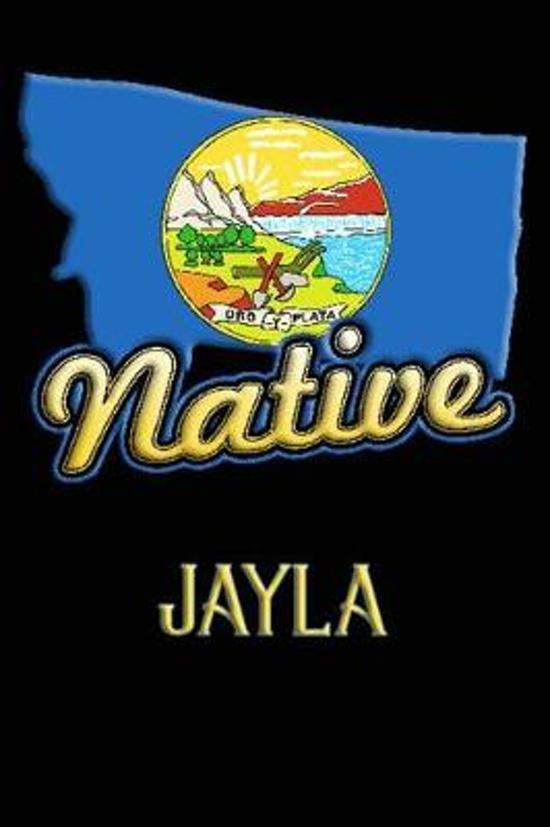 Montana Native Jayla