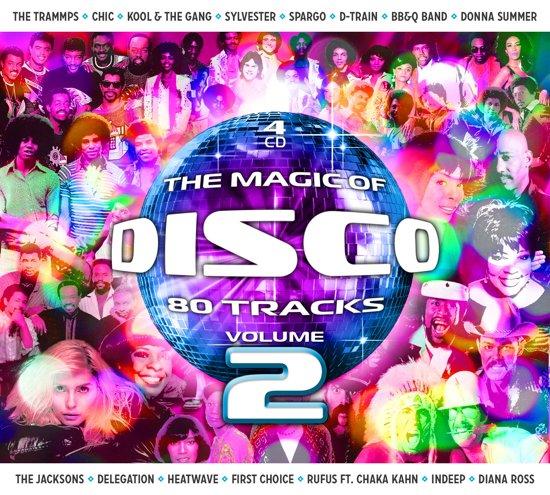 Magic Of Disco Volume 2