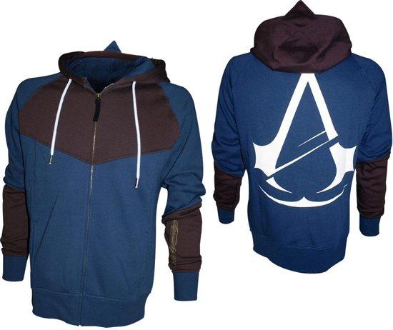 Assassins Creed Unity - Logo Blauw - M