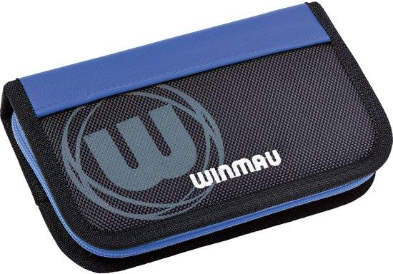 Winmau Urban Pro dartcase blauw - 18 x 11 x 3 cm