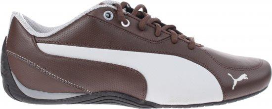 f9ff9deb535 bol.com   Puma Sneakers Drift Cat 5 Heren Donkerbruin Maat 37