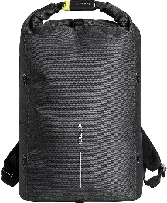 8874f5f8fc6 XD Design Bobby Urban Lite anti-diefstal rugzak - laptoptas - zwart