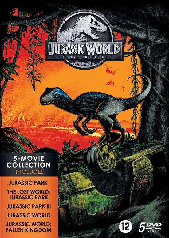 Jurassic Park | 1-5 dvd
