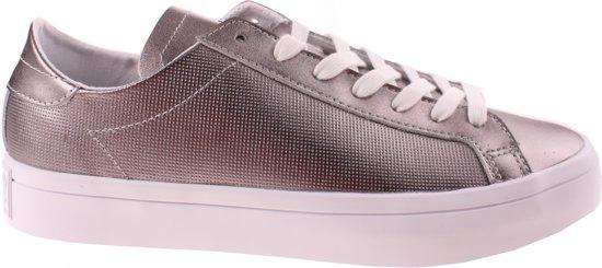 adidas sneakers dames zilver