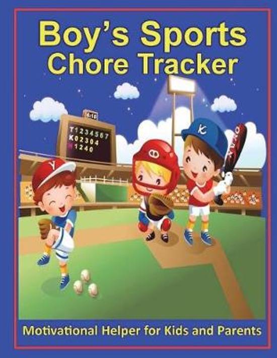 Boys Sports Chore Tracker