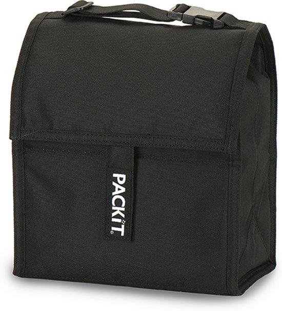 79af51bedfa bol.com | Pack It Koeltas - Lunch Tas - 8 Liter - Black - Zwart