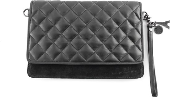 by LouLou Salut Coco - Clutch - Black