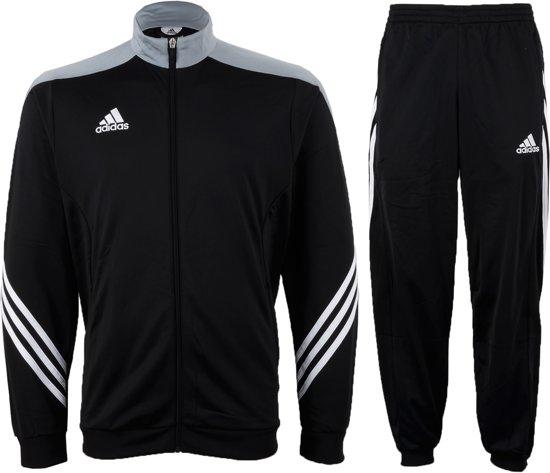 wit grijs Mannen Adidas Xs Zwart Trainingspak Maat Sereno 14 w0qqTP8S