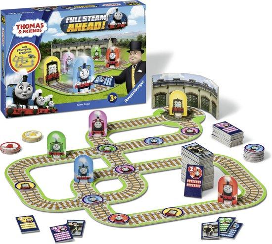 Ravensburger Thomas&Friends: Full Steam ahead - kinderspel