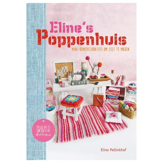 Handmade divas Eline poppenhuis