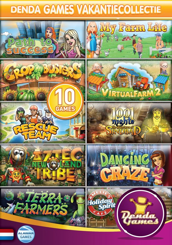 Denda Games - Vakantie Edition